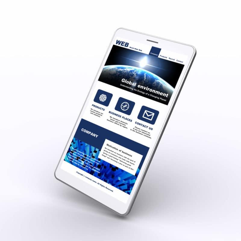 無料でスマホ対応のホームページを作れるサービスと注意点を紹介